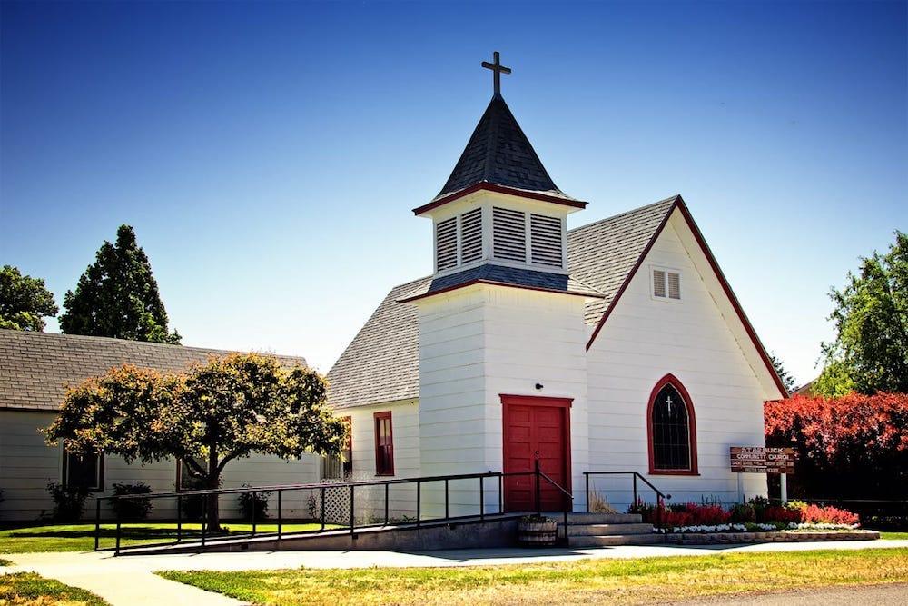 church insurance Mount Vernon IL