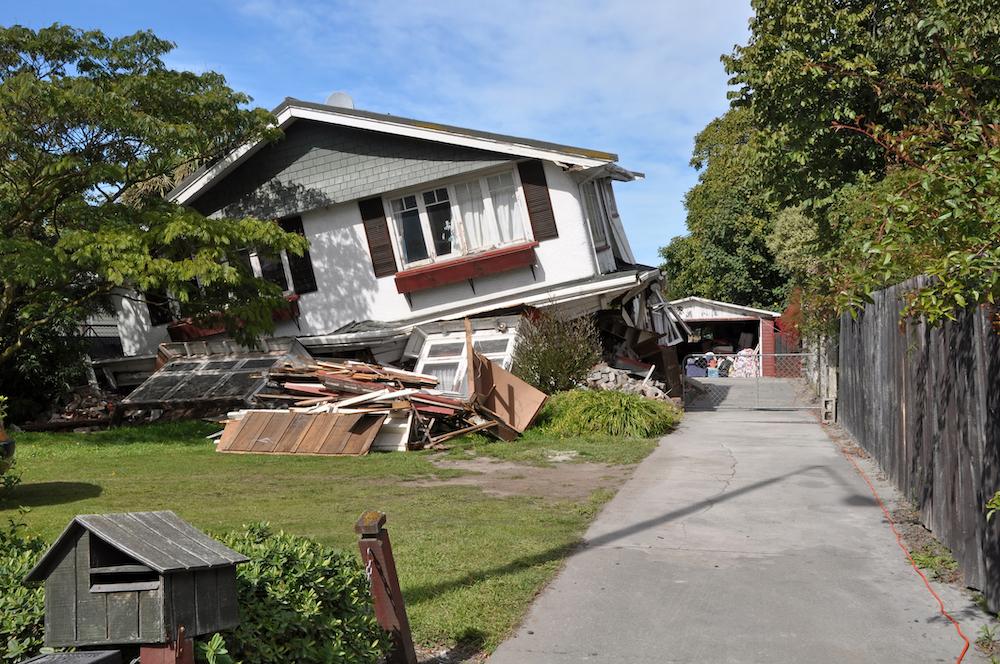 earthquake insurance Mount Vernon IL